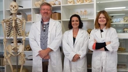 Major Equipment Grant win for ANU Biological Anthropology