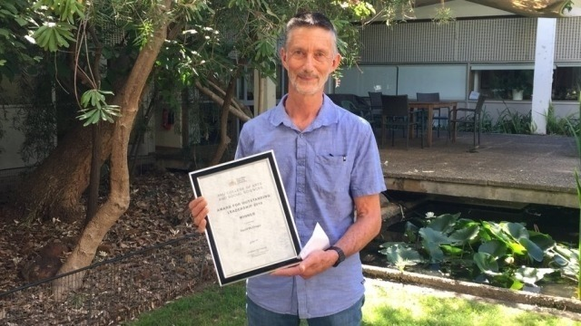 The Award Winning David McGregor