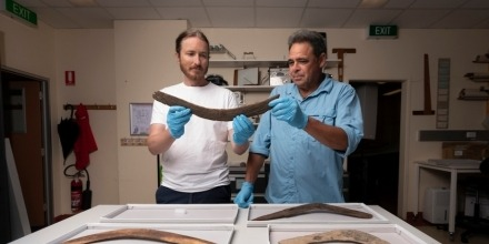 Boomerangs out of the past