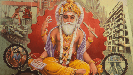 "When Work is Worship: Technology, Labor and the Figure of Vishwakarma—""Maker of the Universe"""
